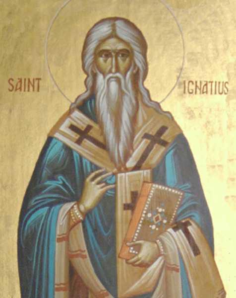 Ignatius of Antioch Quotes
