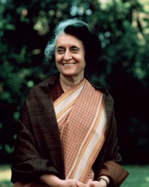 Indira Gandhi Quotes