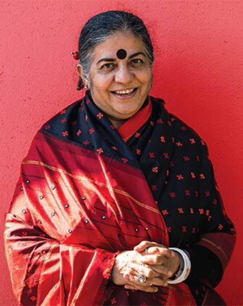Vandana Shiva Quotes