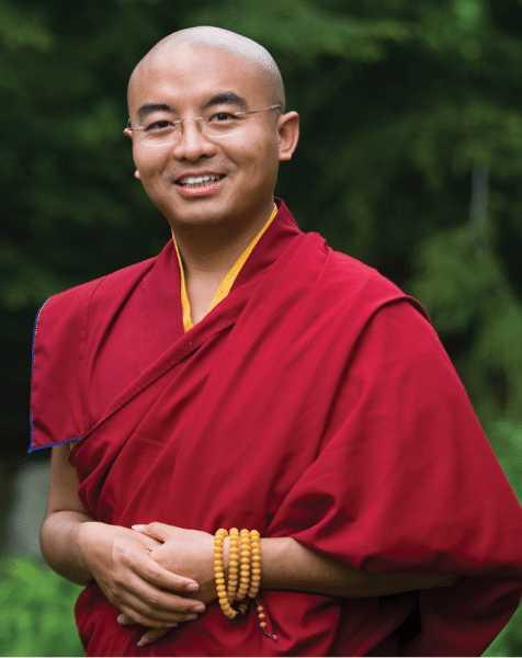 Yongey Mingyur Rinpoche Quotes