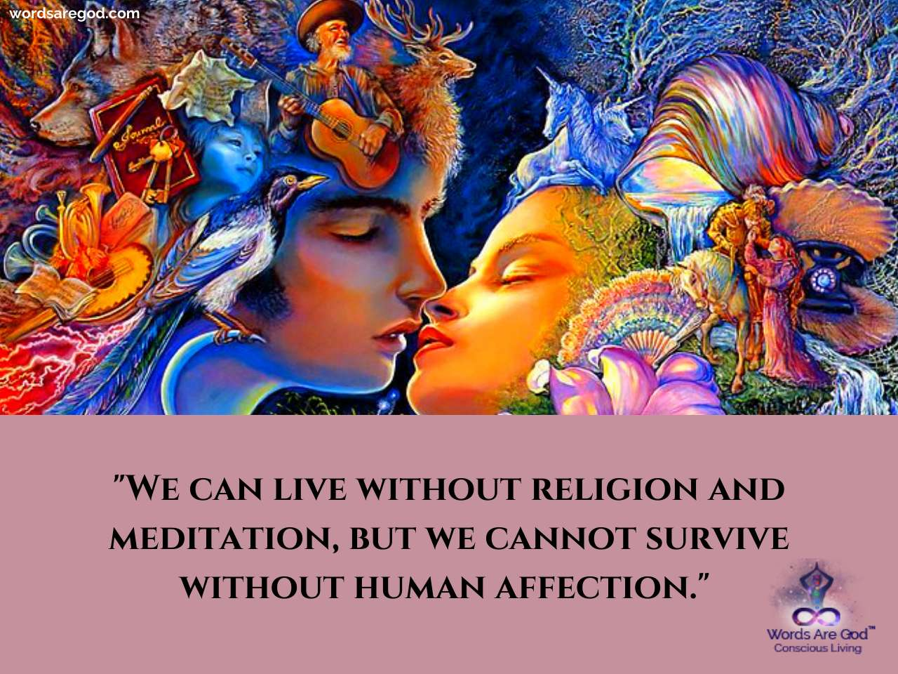 Meditation Quotes by Spiritual Quotes