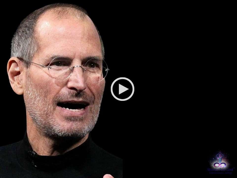 The Great Businessman, Steve Jobs, Apple   Words Are God by Steve Jobs