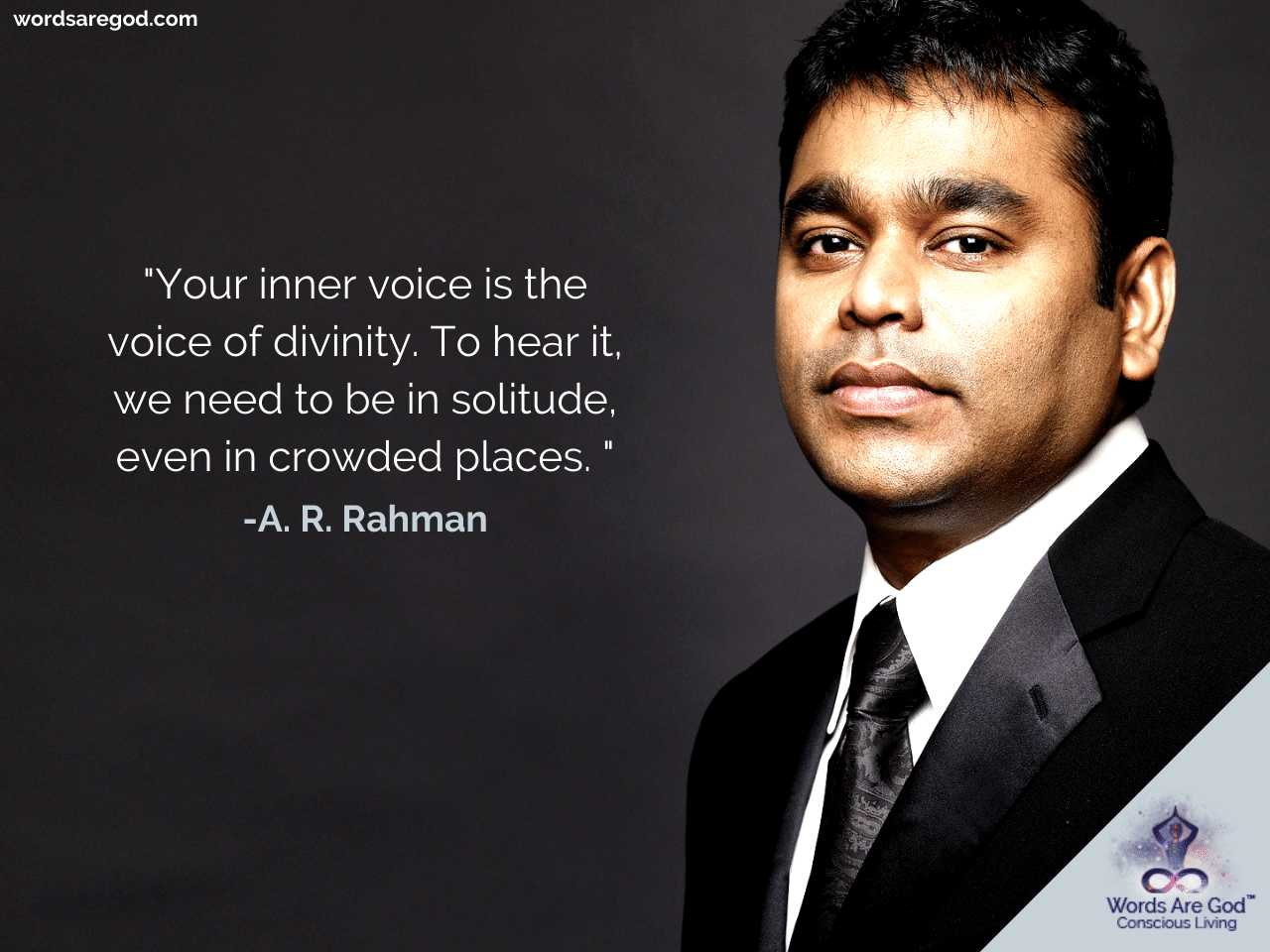 A. R. Rahman Quotes by A.R.Rahman