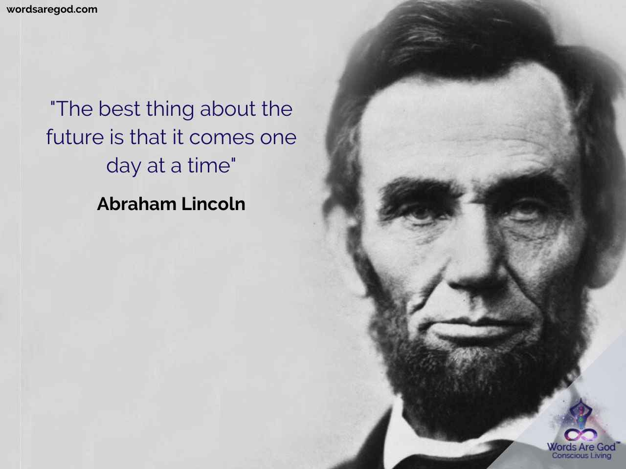 Abraham Lincoln Best Quote