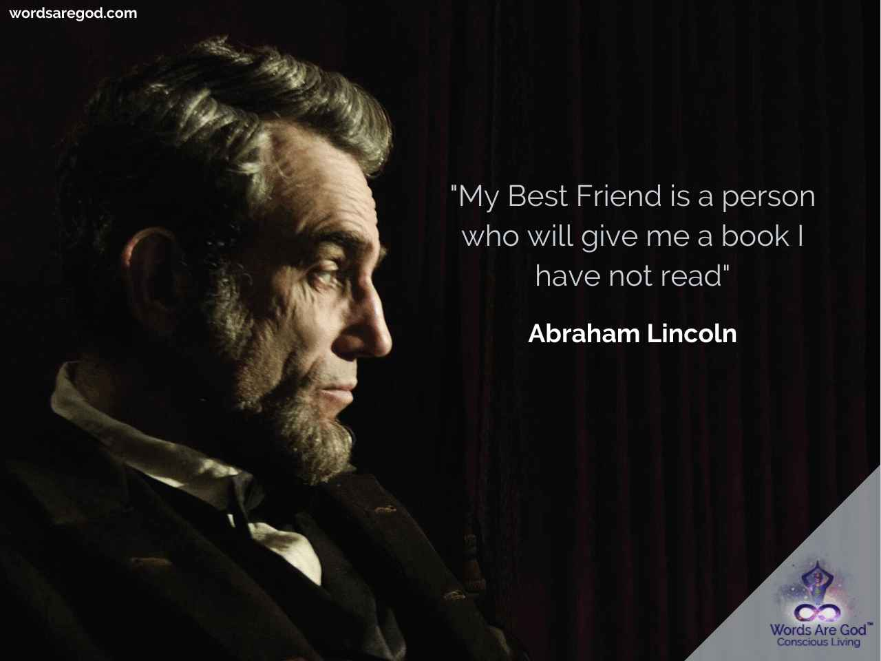 Abraham Lincoln Life Quote