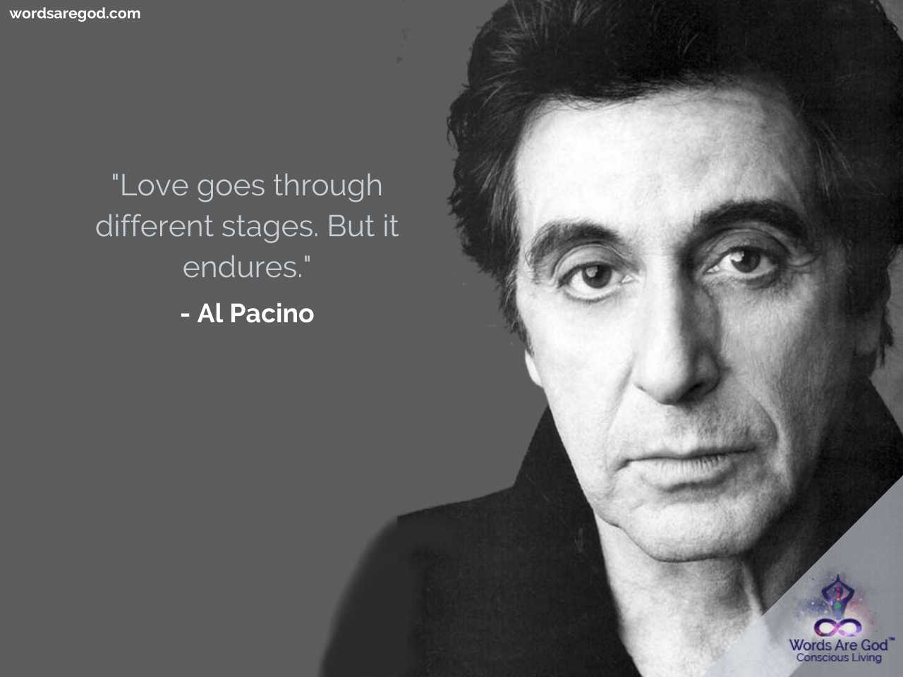Al pacino Best Quotes by Al Pacino