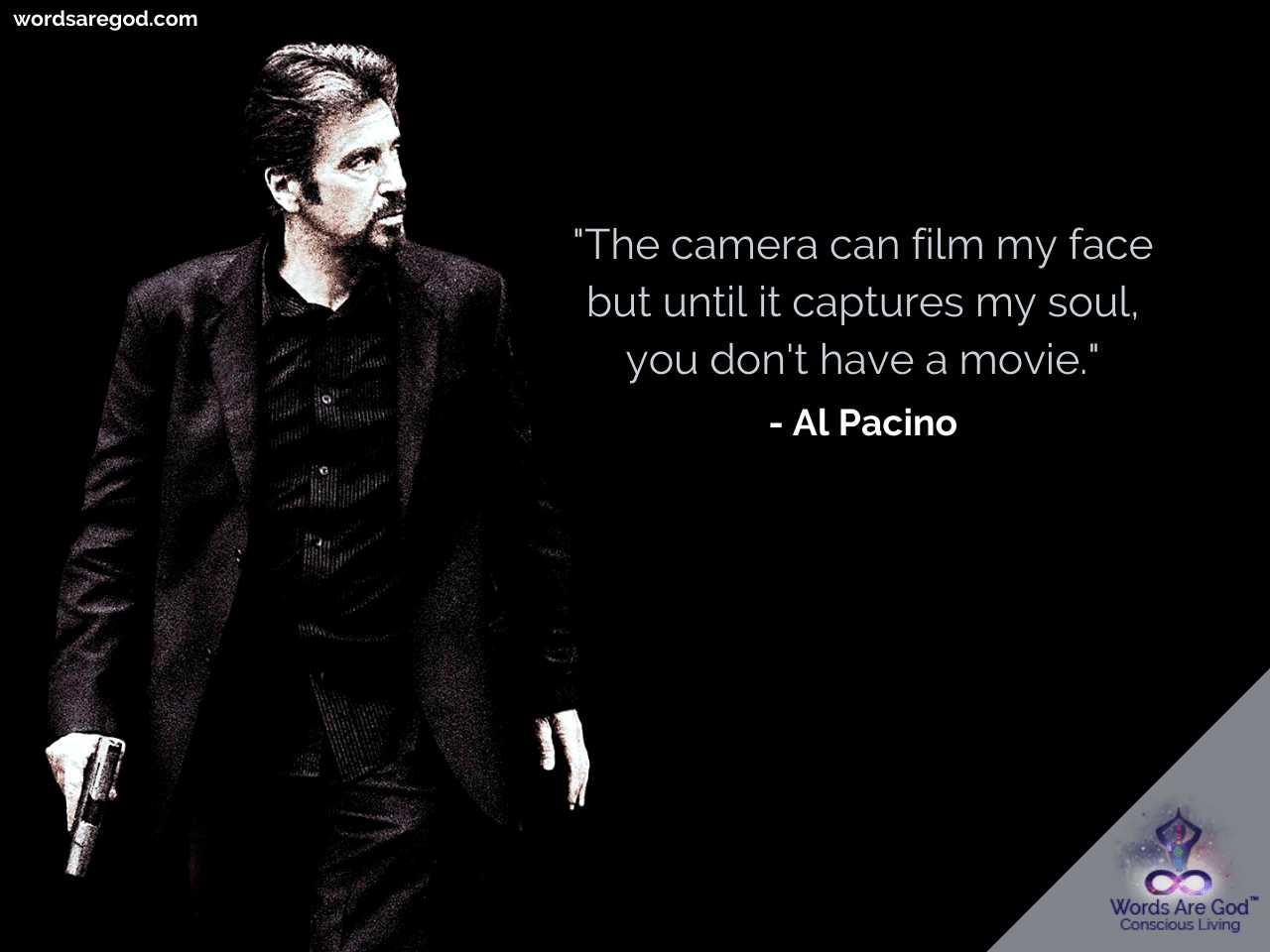 Al pacino Life Quotes by Al Pacino