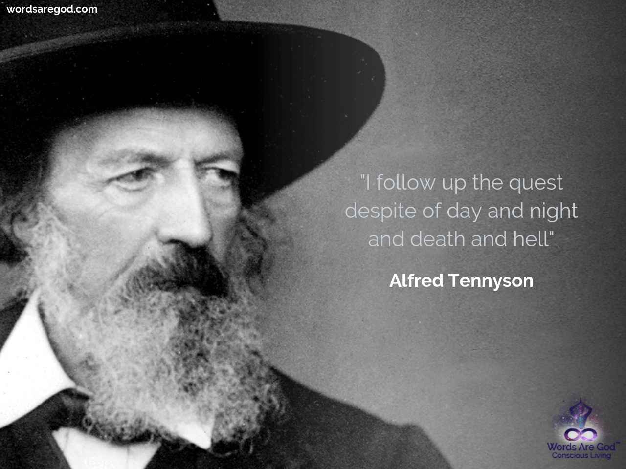 Alfred Tennyson  Love Quote