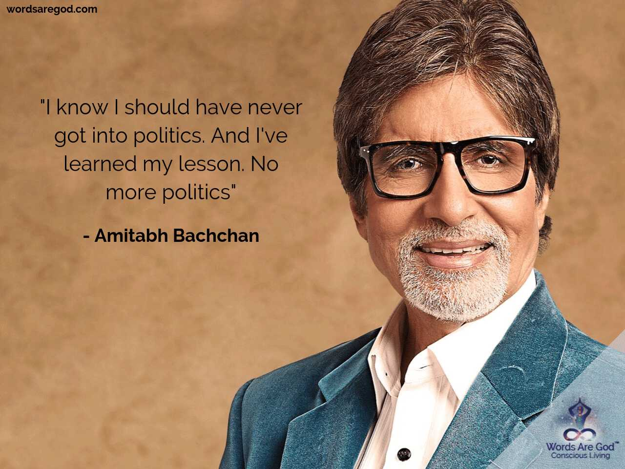 Amitabh Bachchan Best Quote