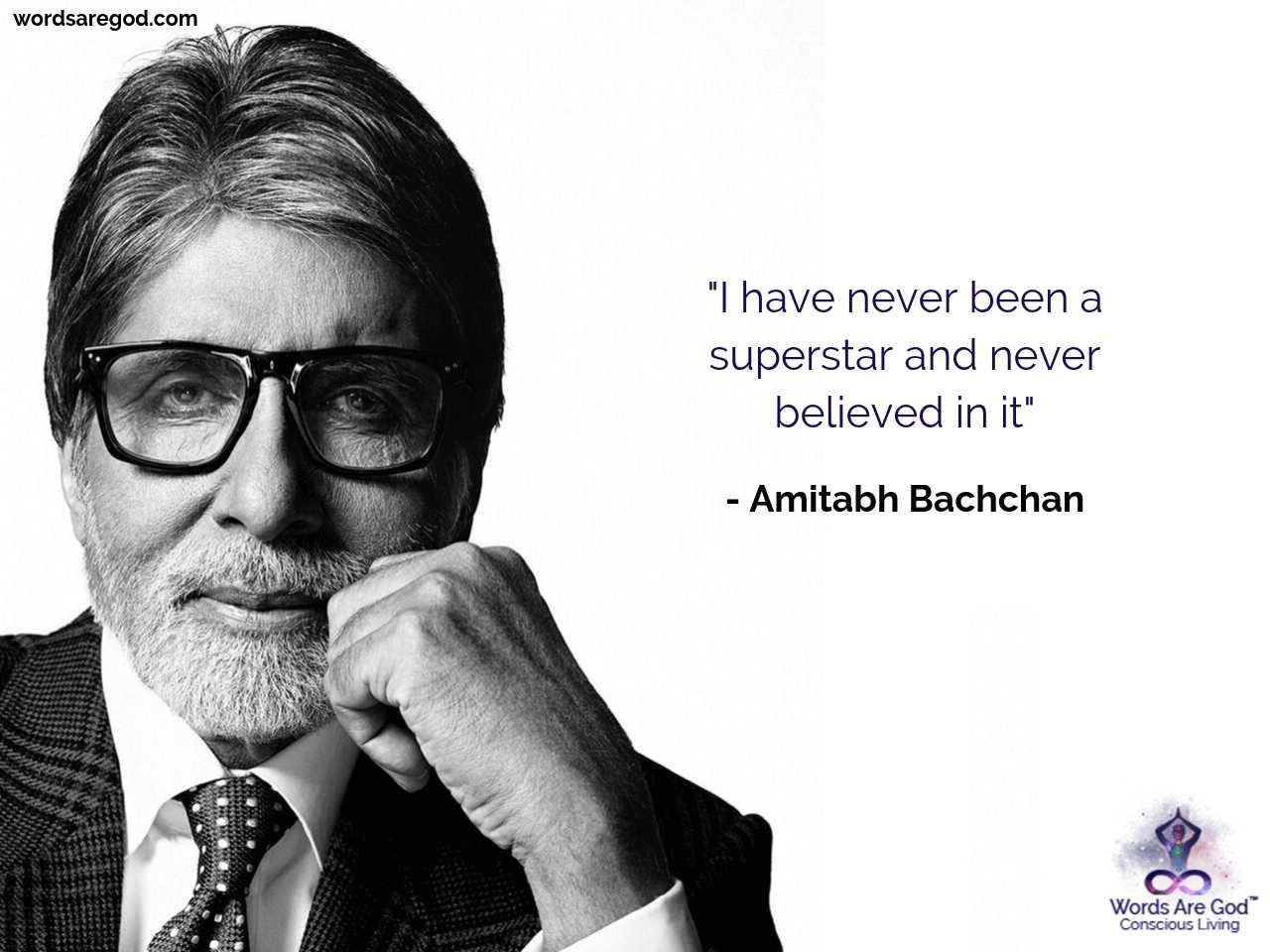 Amitabh Bachchan Life Quote