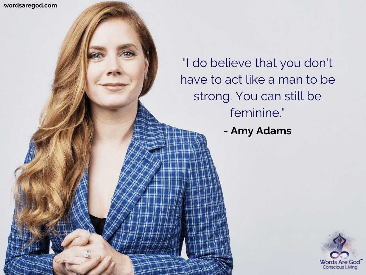 Amy Adams Best Quotes by Amy Adams