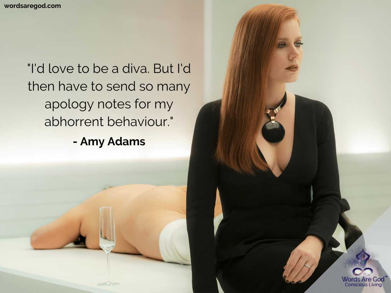 Amy Adams Inspirational Quotes