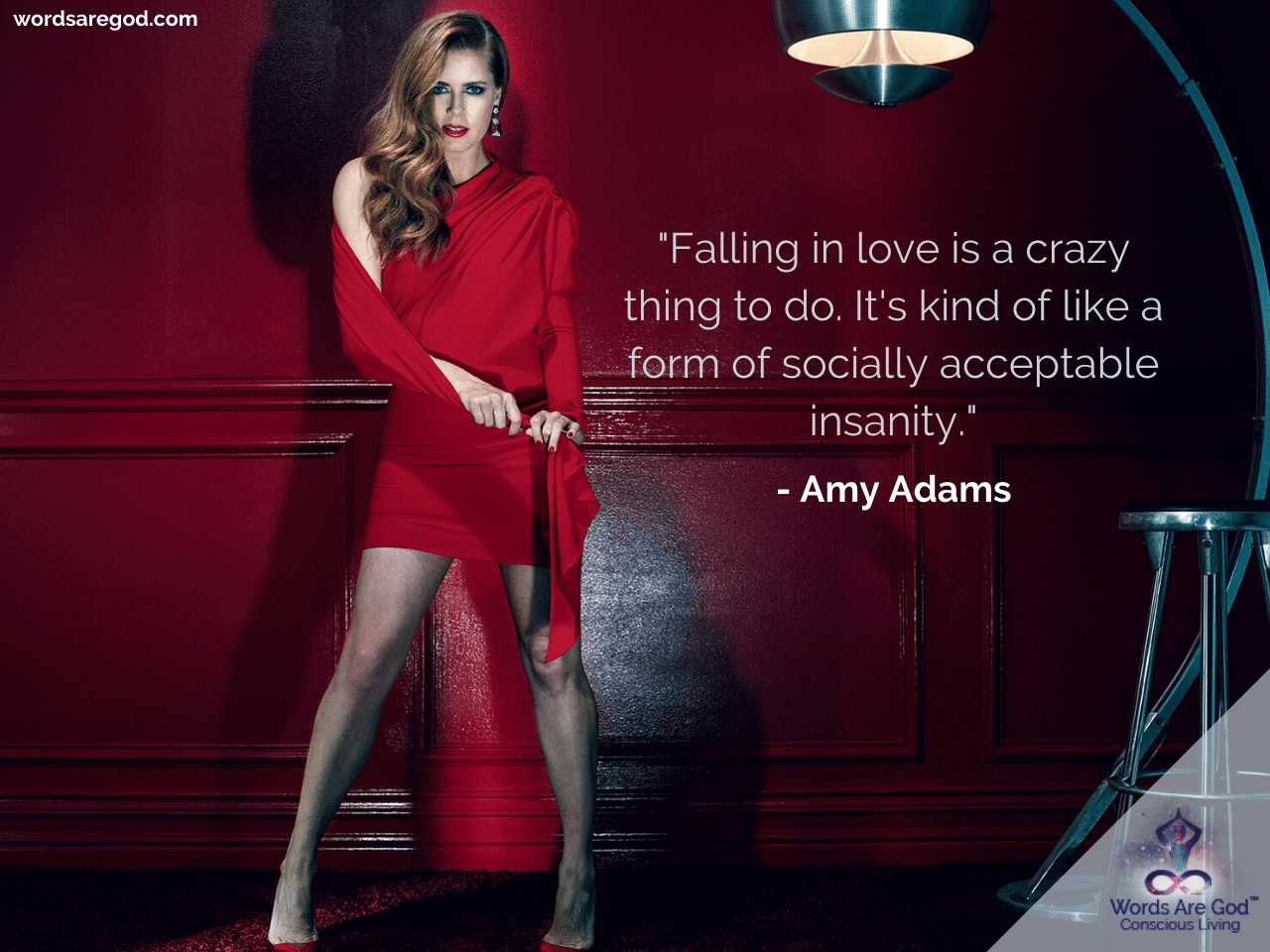 Amy Adams Life Quotes