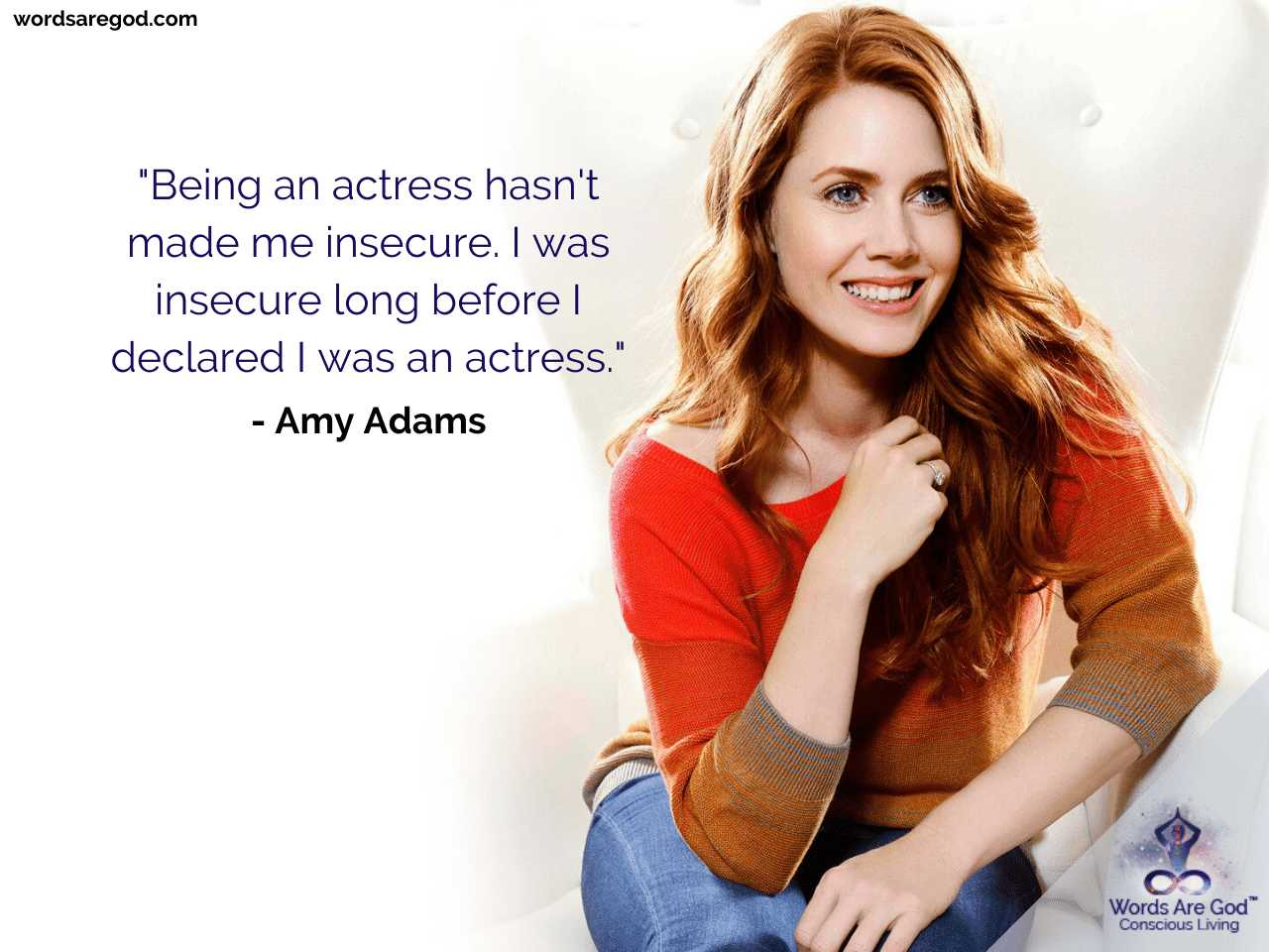 Amy Adams Motivational Quotes