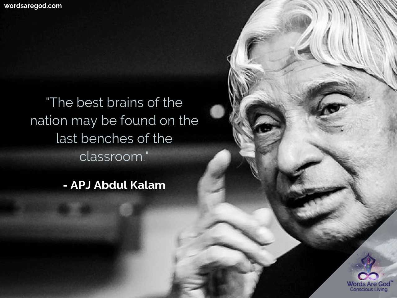 APJ Abdul Kalam Best Quote