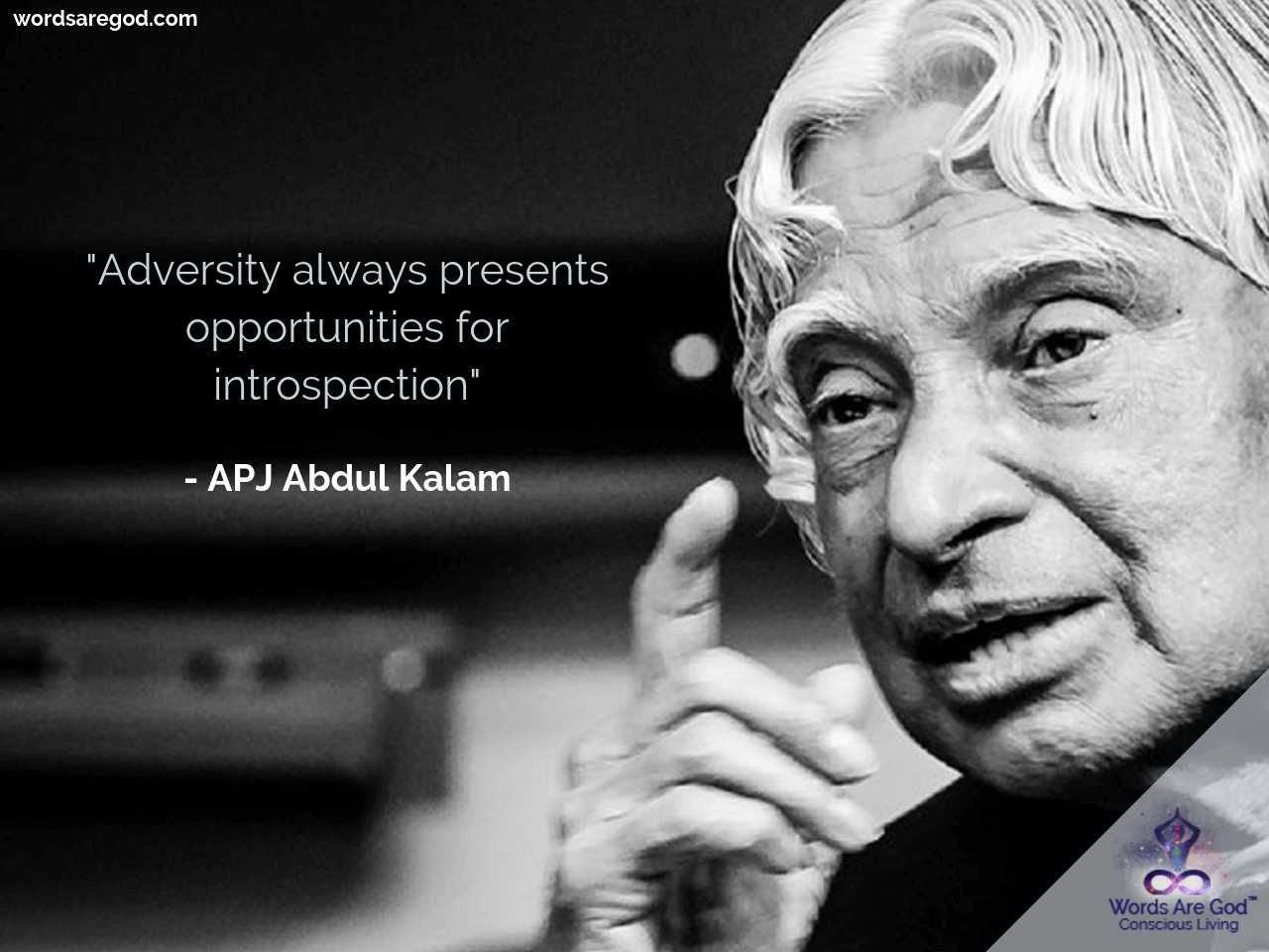 APJ Abdul Kalam Inspirational Quote