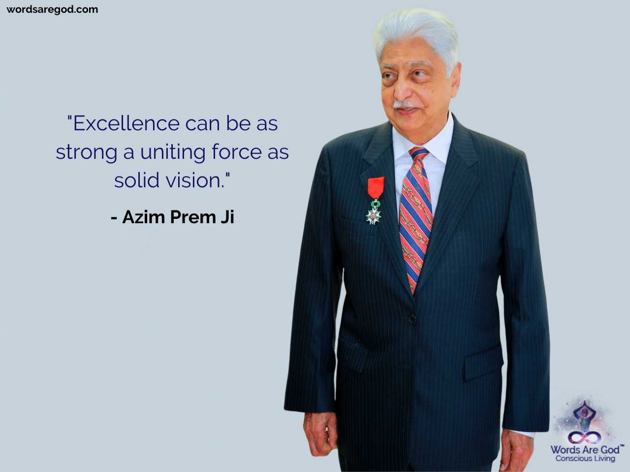 Azim Prem Ji Inspirational Quote