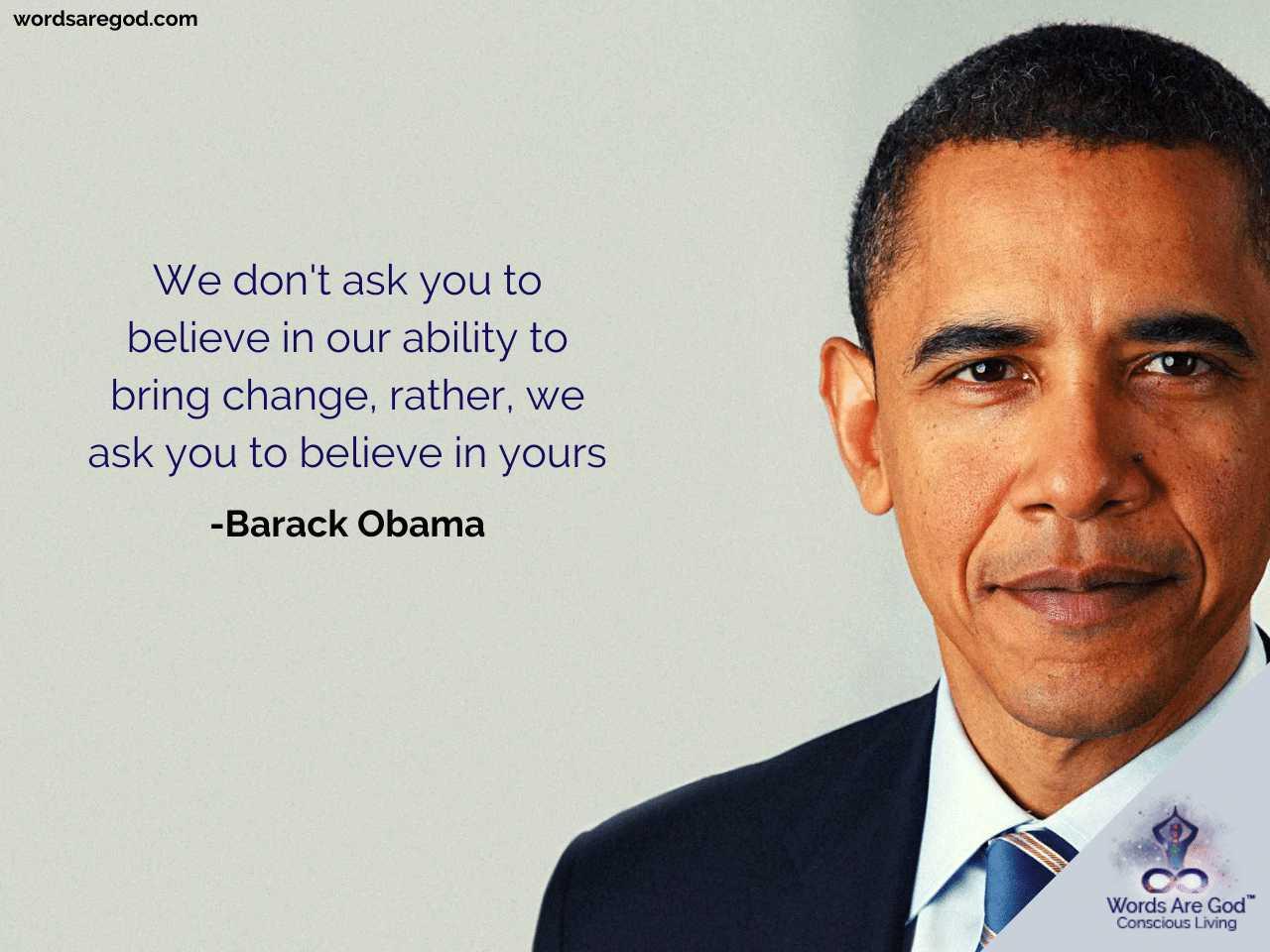 Barack Obama Quotes by Barack Obama