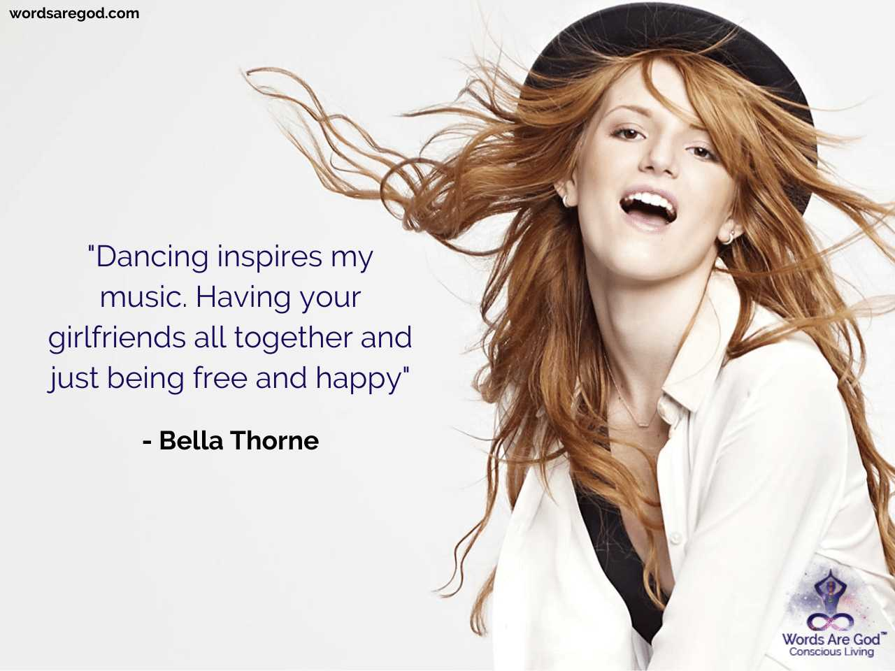 Bella Thorne Life Quote by Bella Thorne