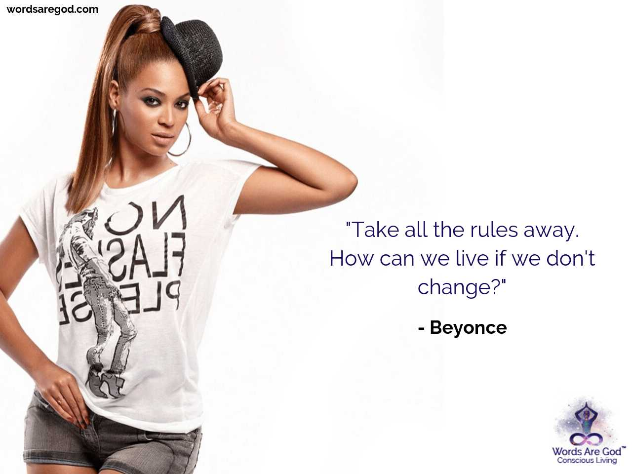 Beyonce Best Quote