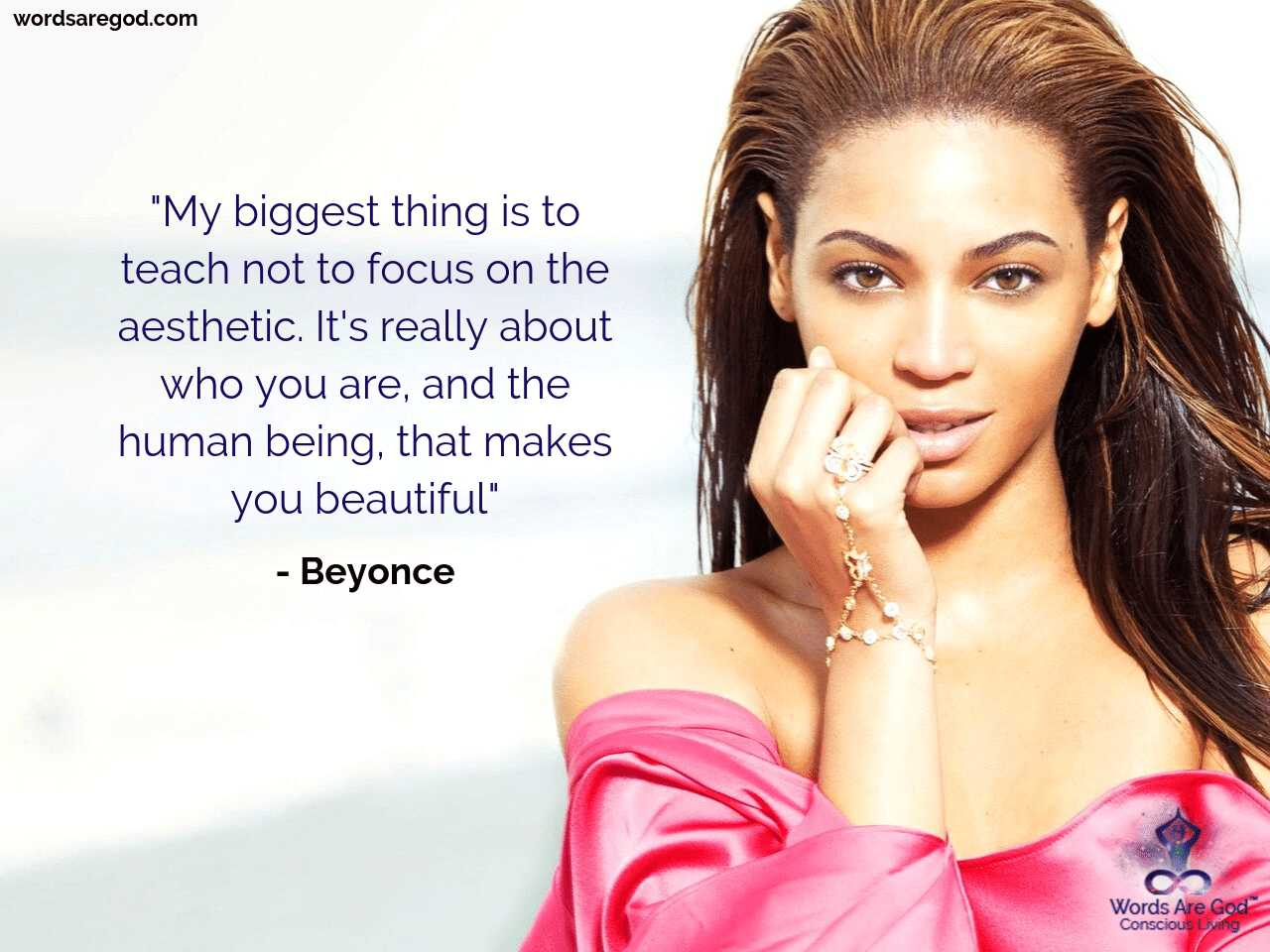 Beyonce Life Quote