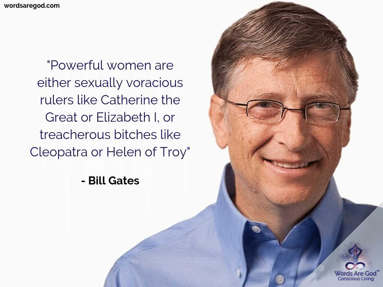 Bill Gates Best quote