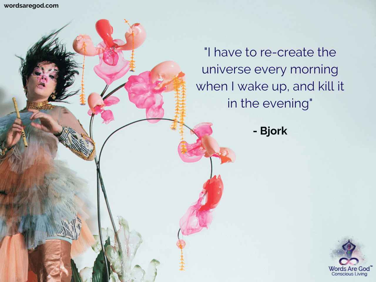 Bjork Motivational Quote