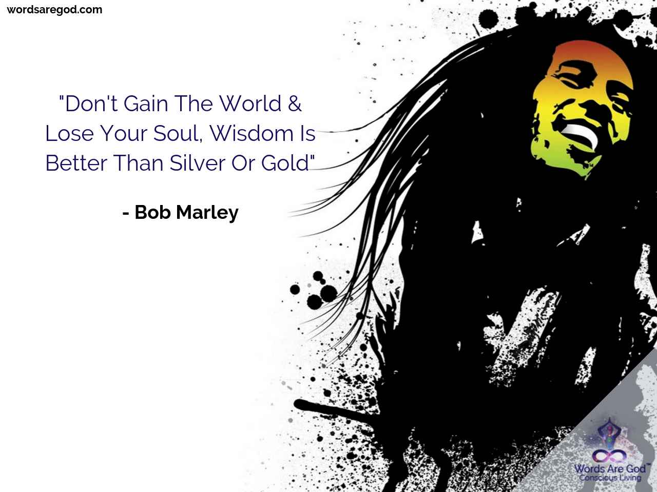 Bob Marley Best Quote
