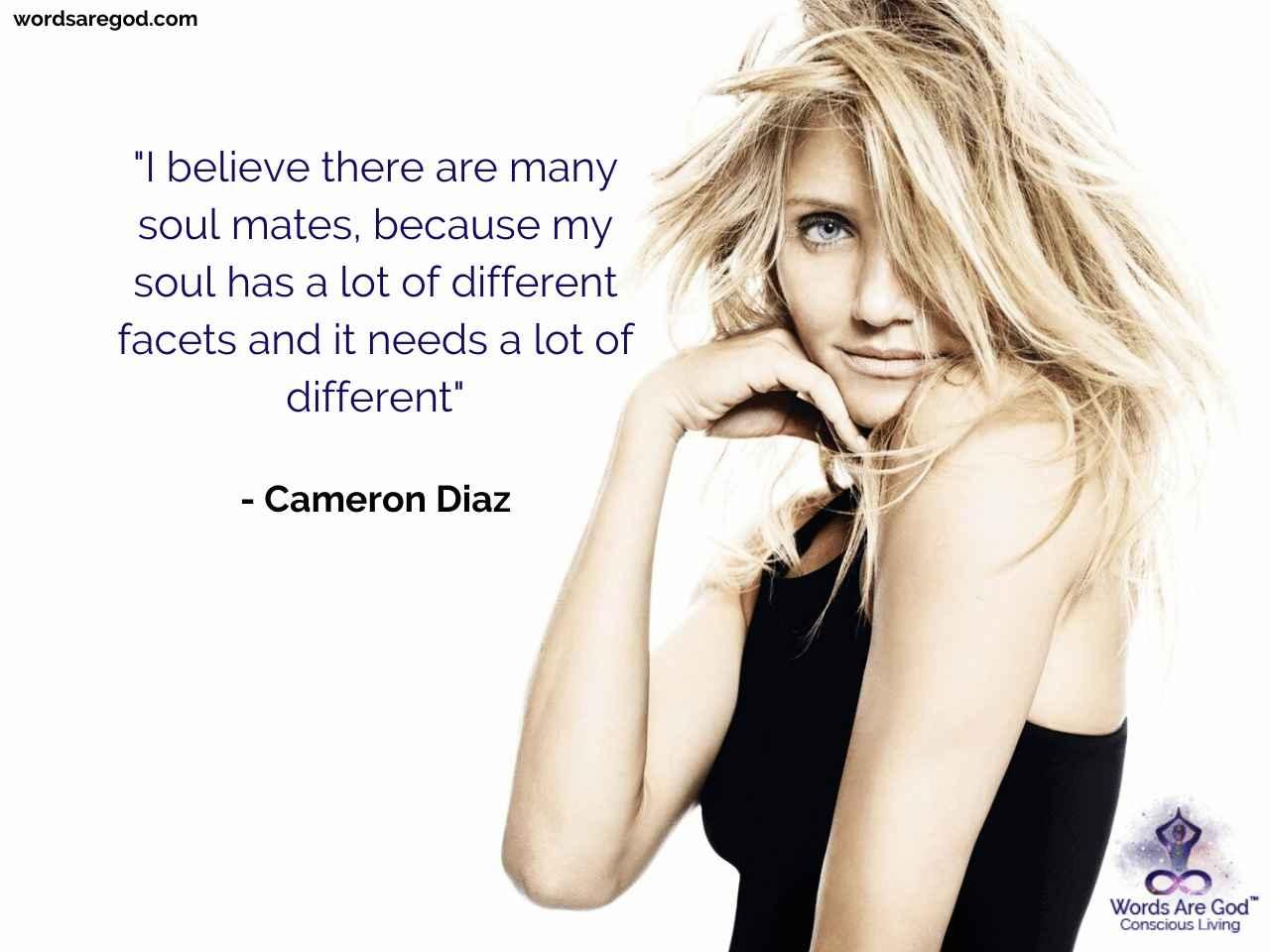 Cameron Diaz Best Quote