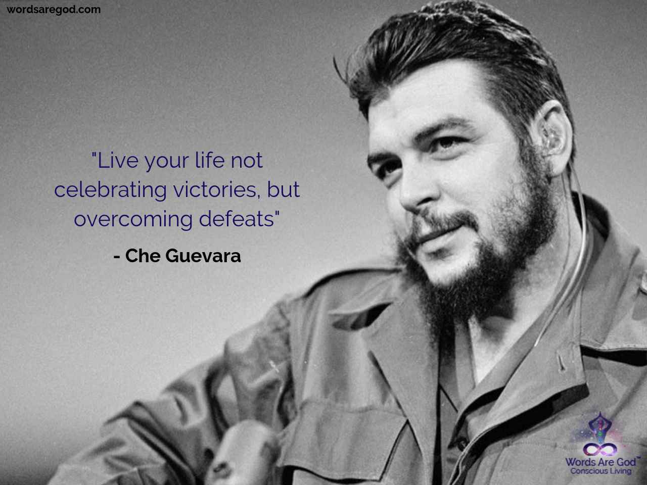 Che Guevara Best Quote