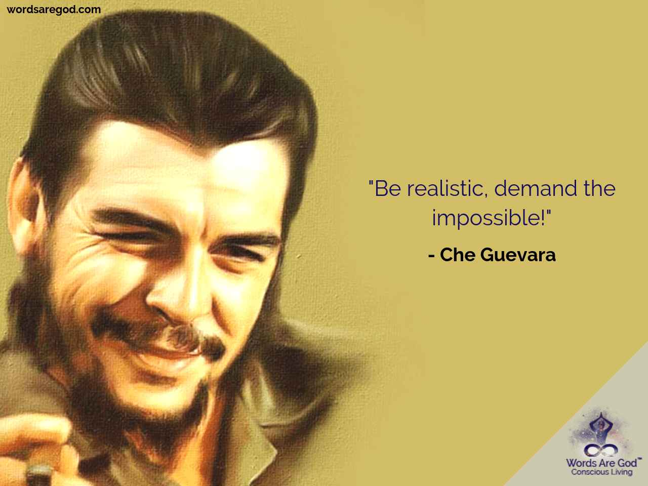 Che Guevara Best Quote by Che Guevara