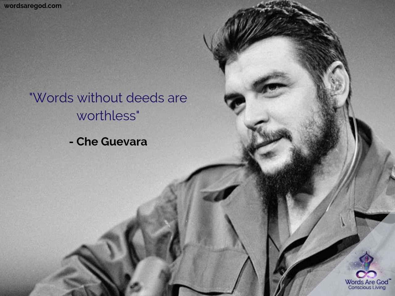 Che Guevara Life Quote