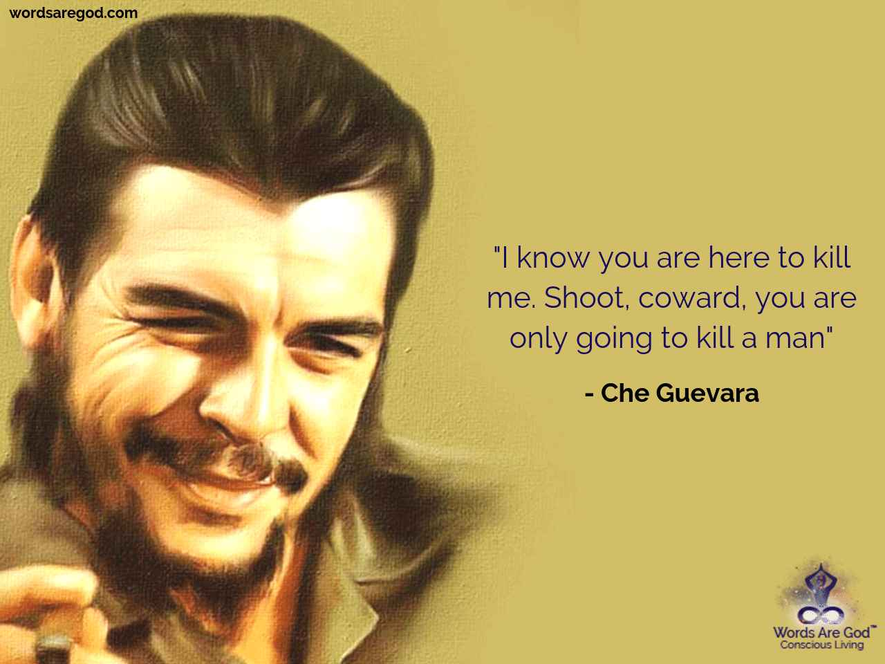 Che Guevara Motivational Quote