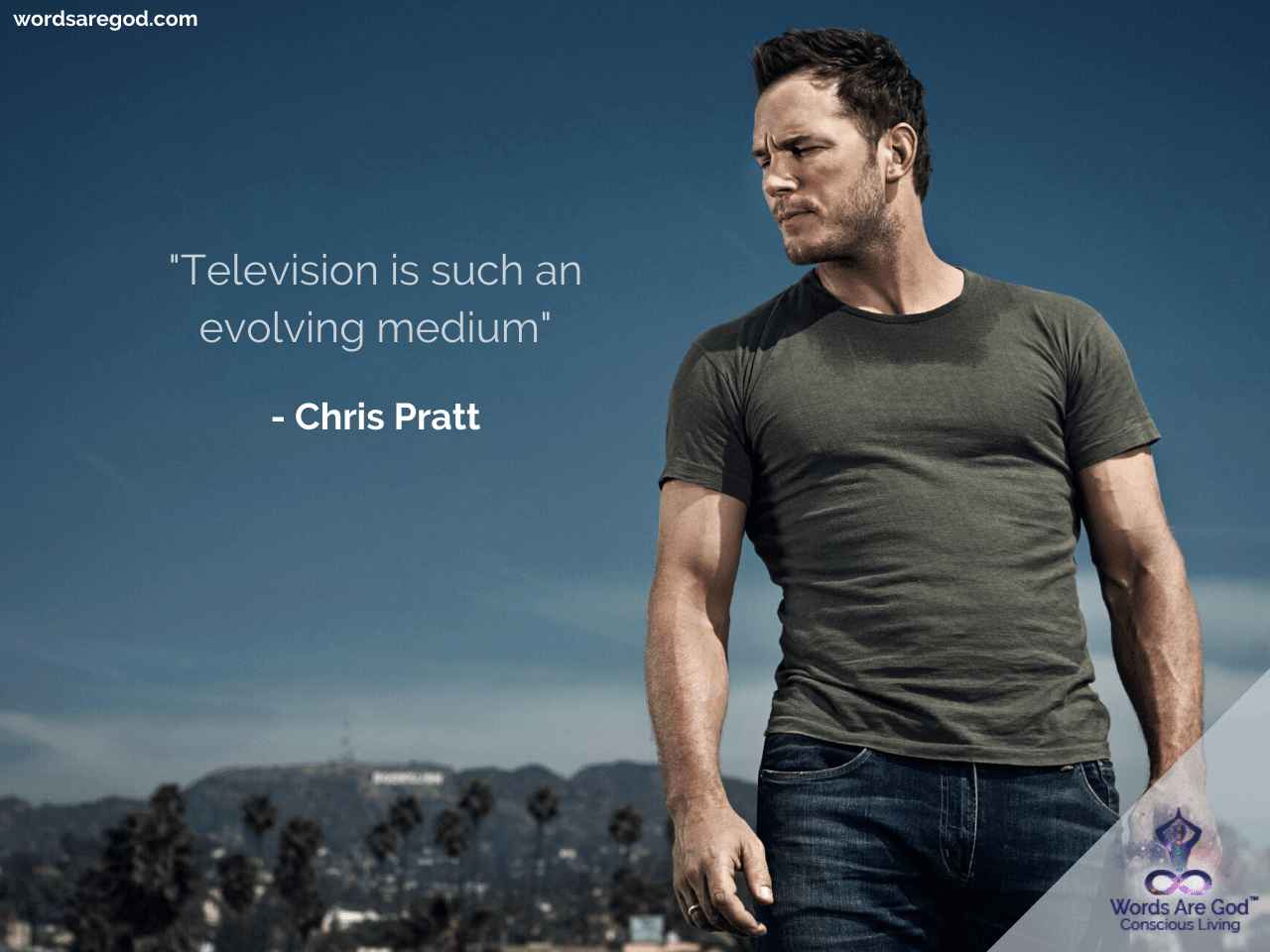 Chris Pratt Life Quote