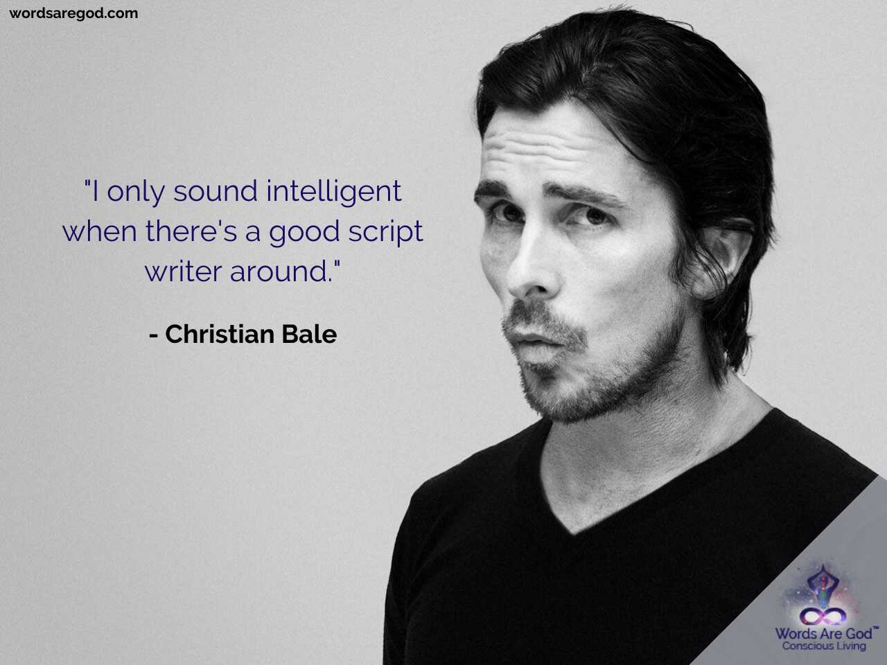 Christian Bale Quotes by Christian Bale