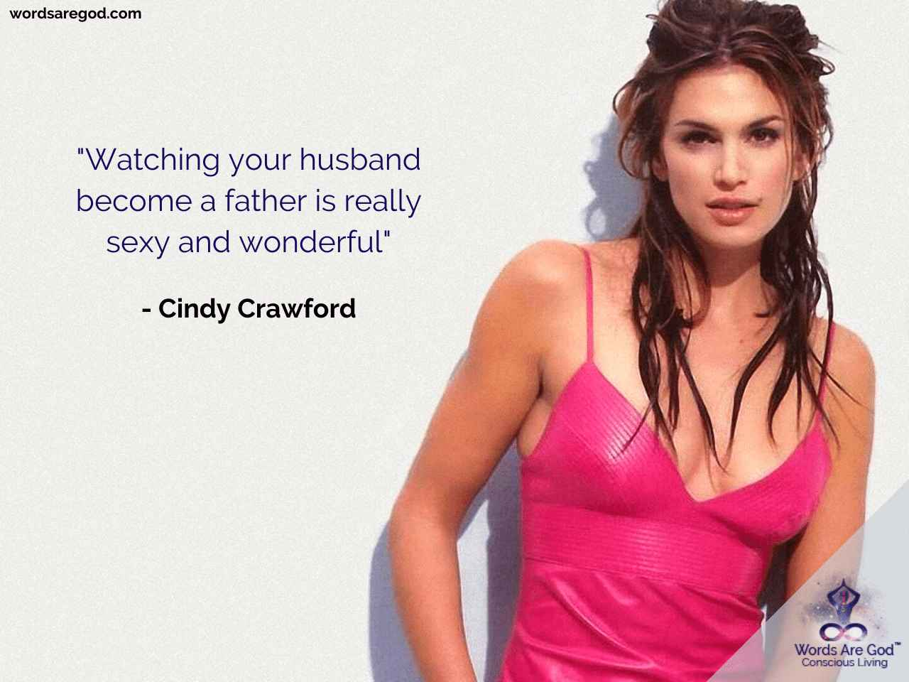 Cindy Crawford Best Quote