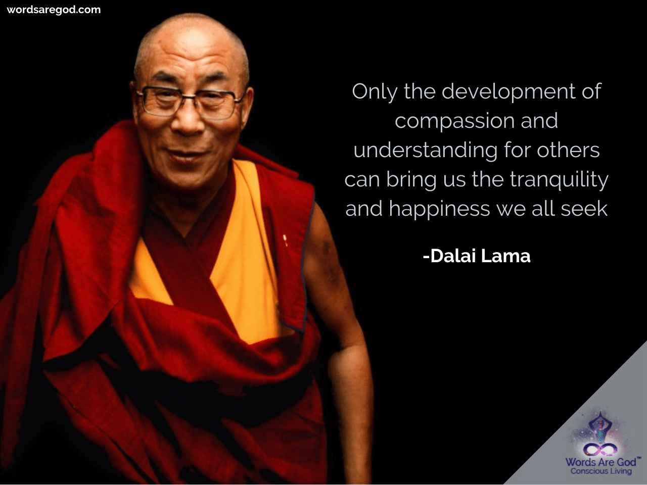 Dalai Lama Life Quote by Dalai Lama
