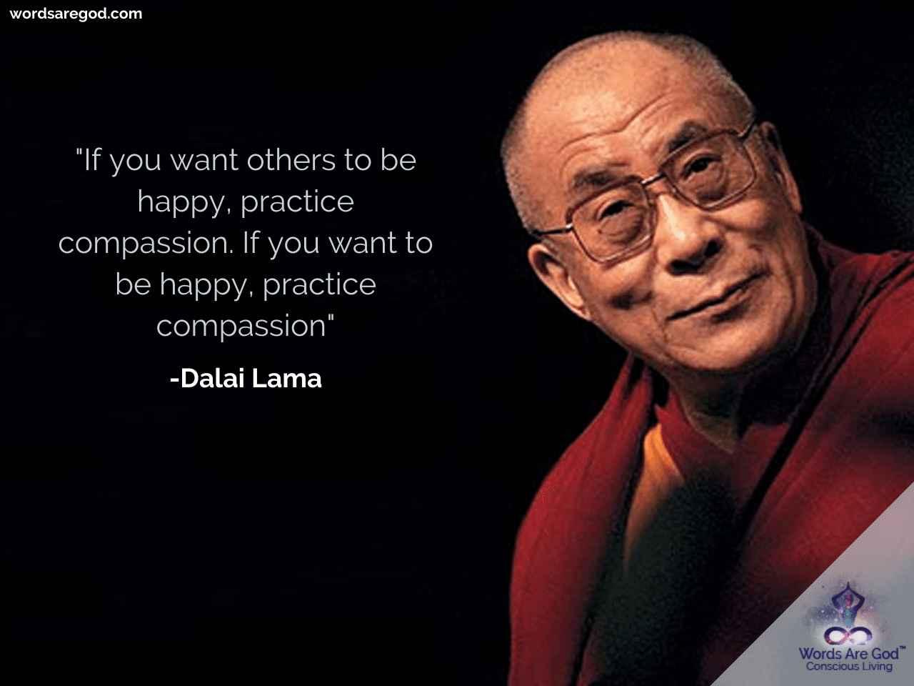 Dalai Lama Motivational Quote
