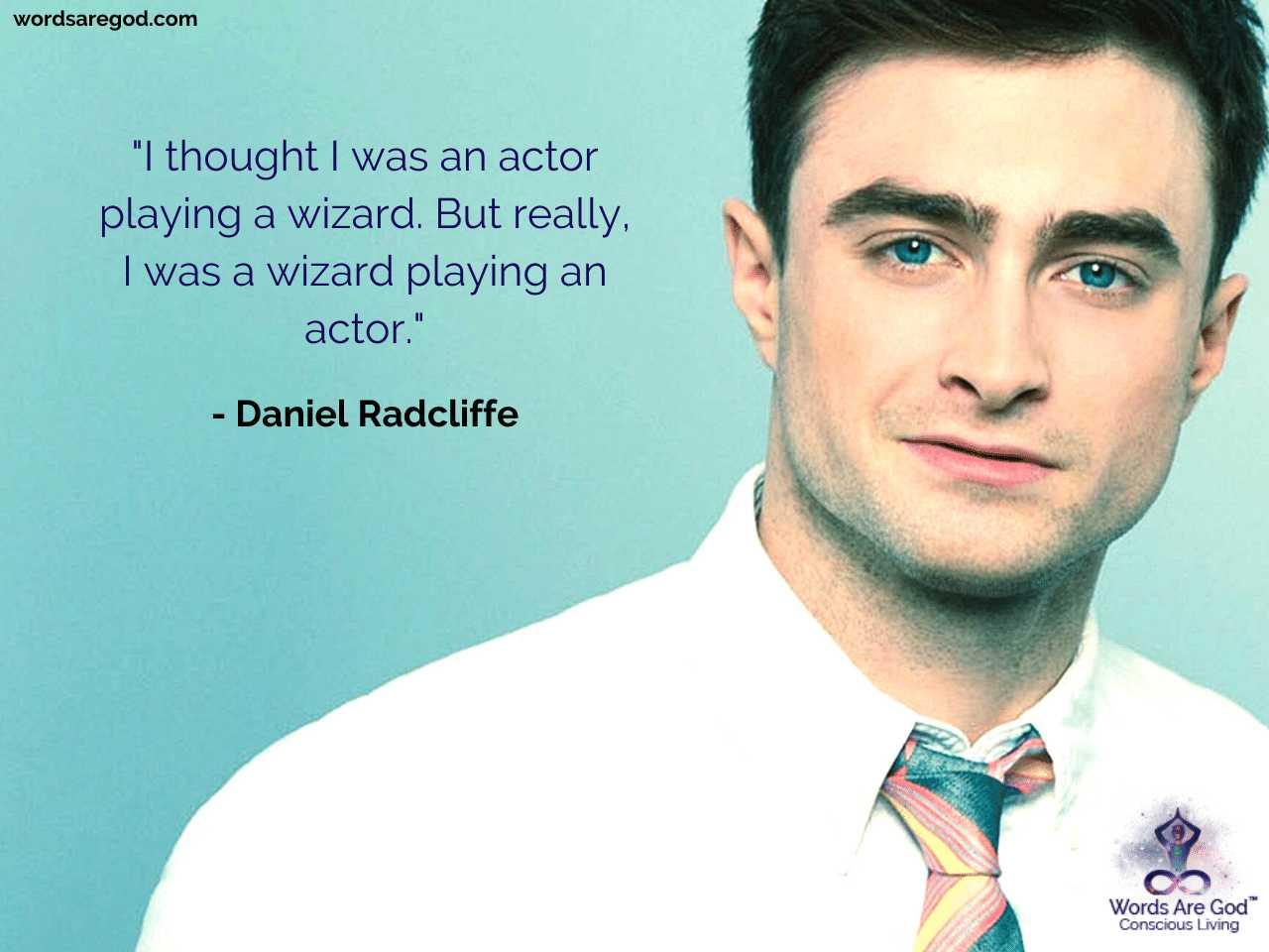 Daniel Radcliffe Quotes Motivational Quotes For Life Motivational Quotes English Motivational Quotes Life