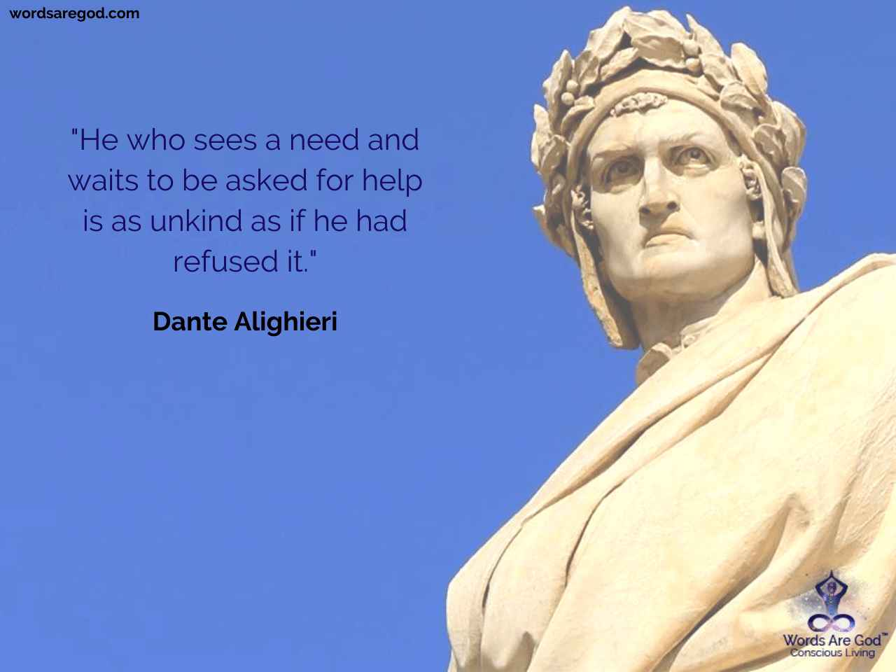 Dante Alighieri Best Quote