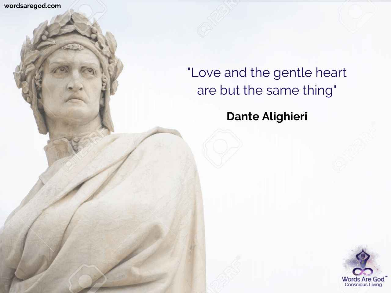 Dante Alighieri Motivational Quote