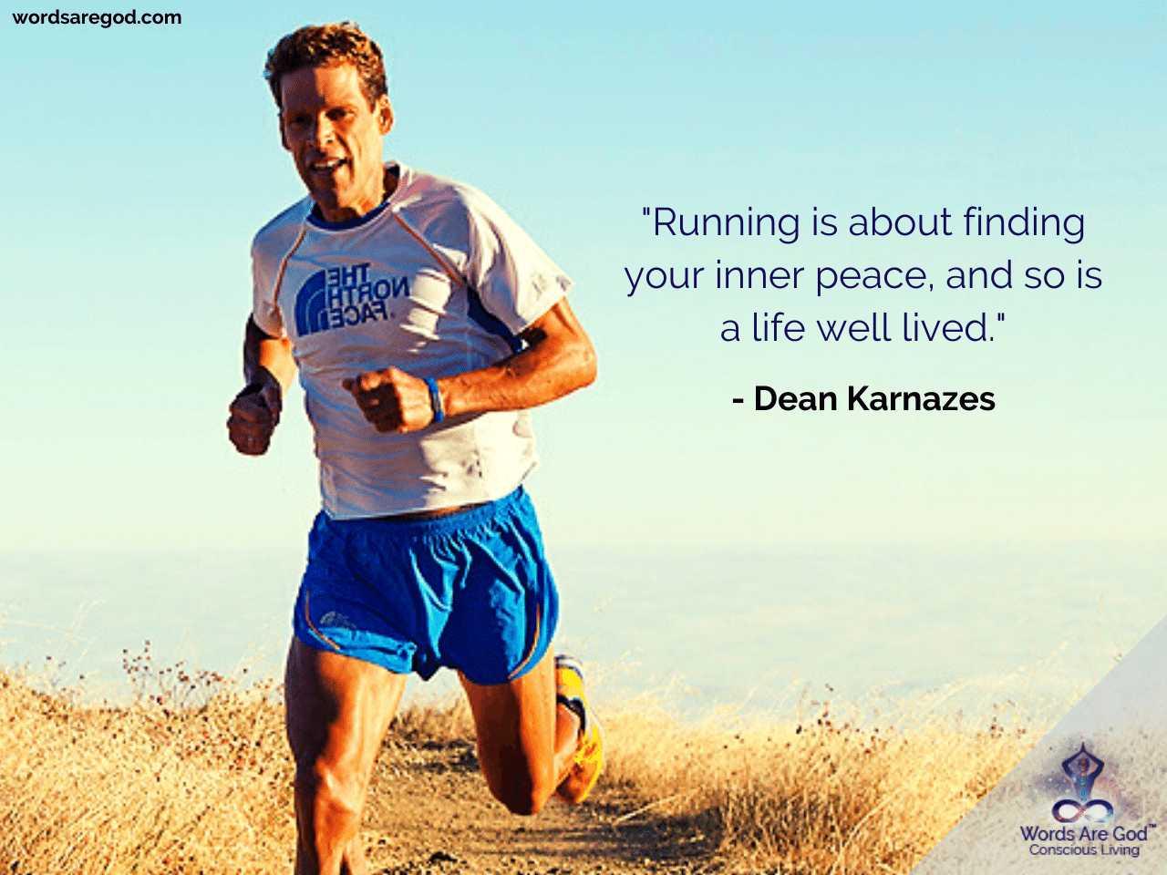 Dean Karnazes Best Quote