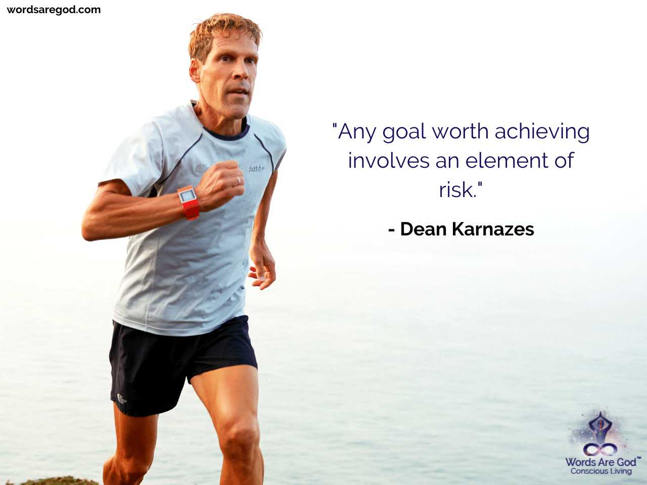 Dean Karnazes Inspirational Quote