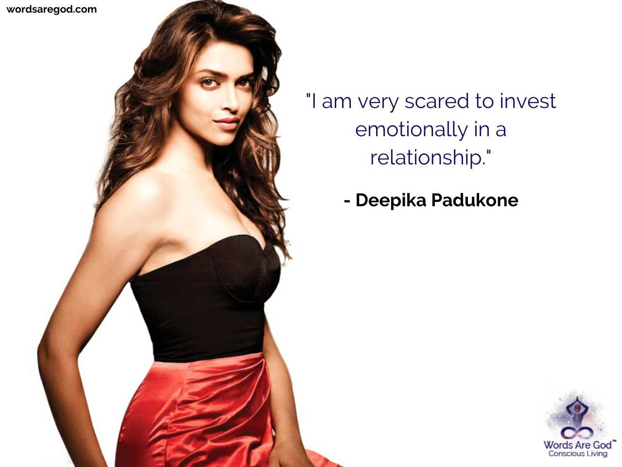 Deepika Padukone Motivational Quotes by Deepika Padukone
