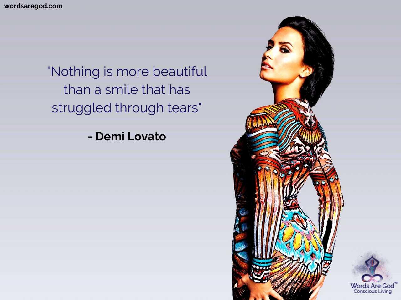 Demi Lovato Best Quotes by Demi Lovato
