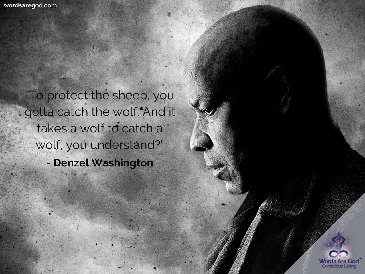 Denzel Washington Inspirational Quotes by Denzel Washington