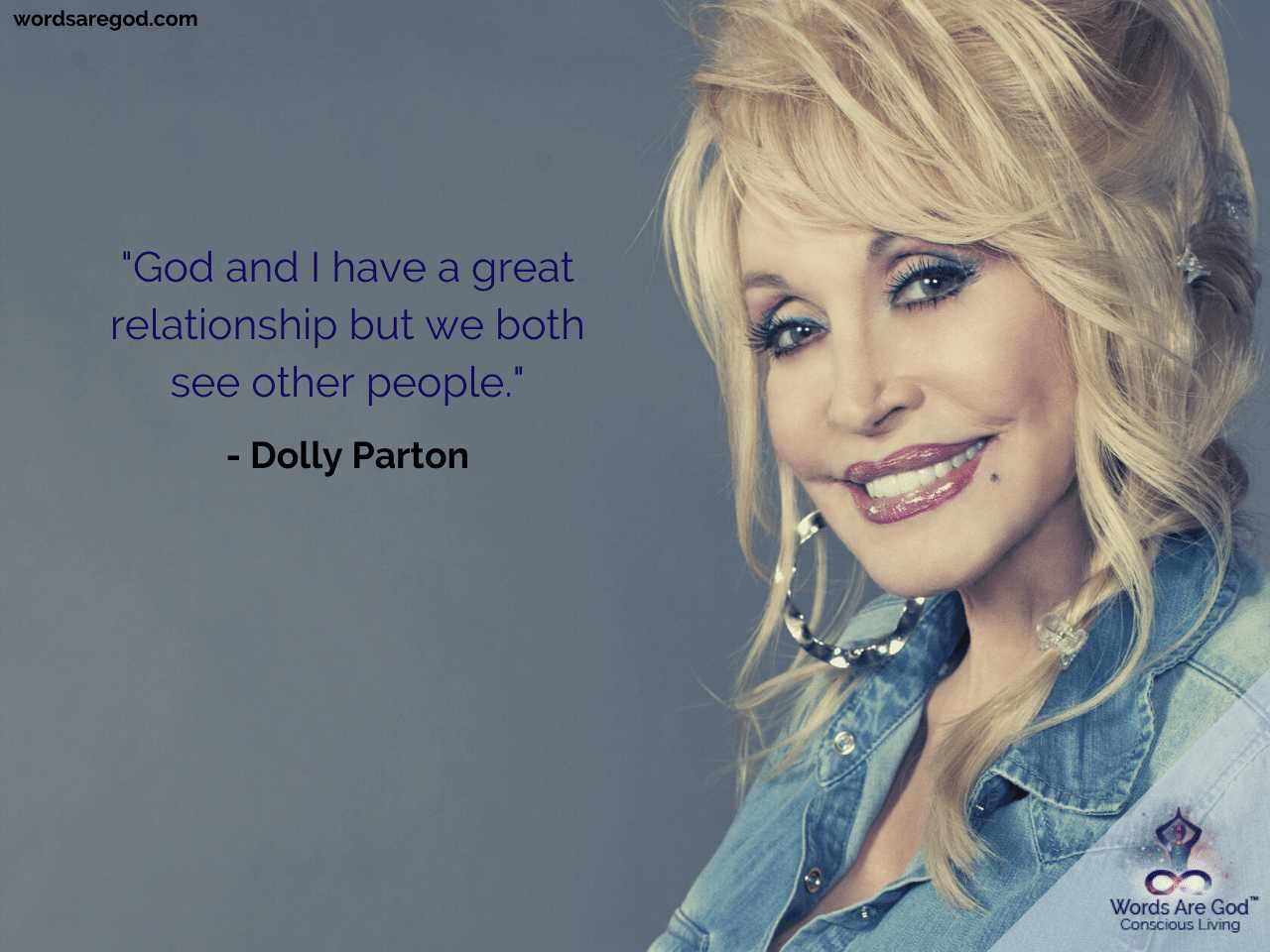 Dolly Parton Inspirational Quotes