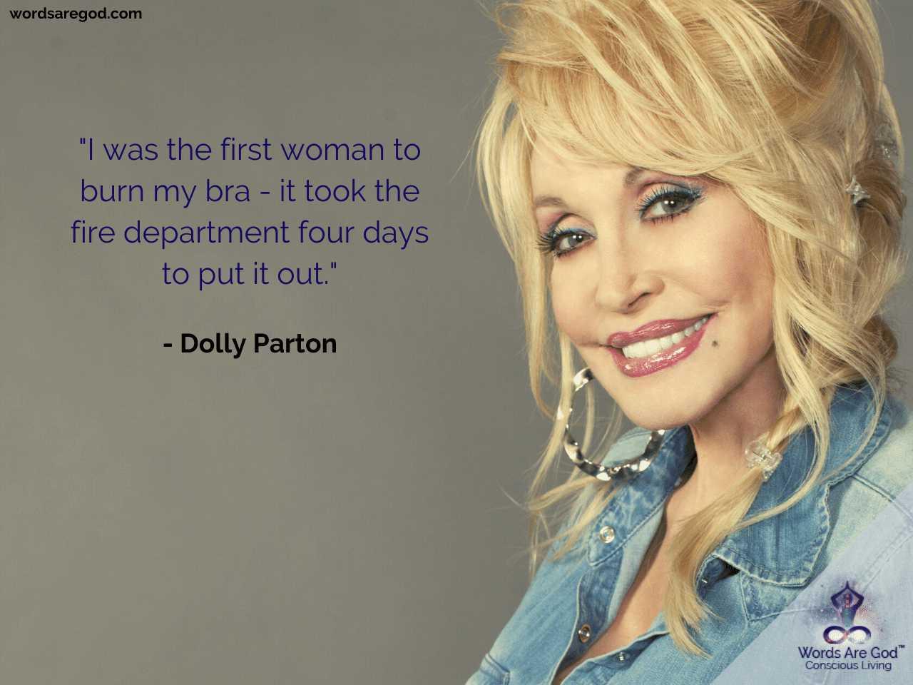 Dolly Parton Life Quotes by Dolly Parton