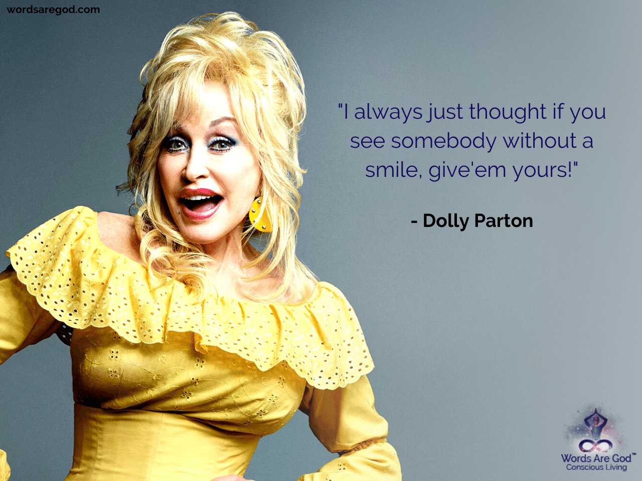 Dolly Parton Music Quotes