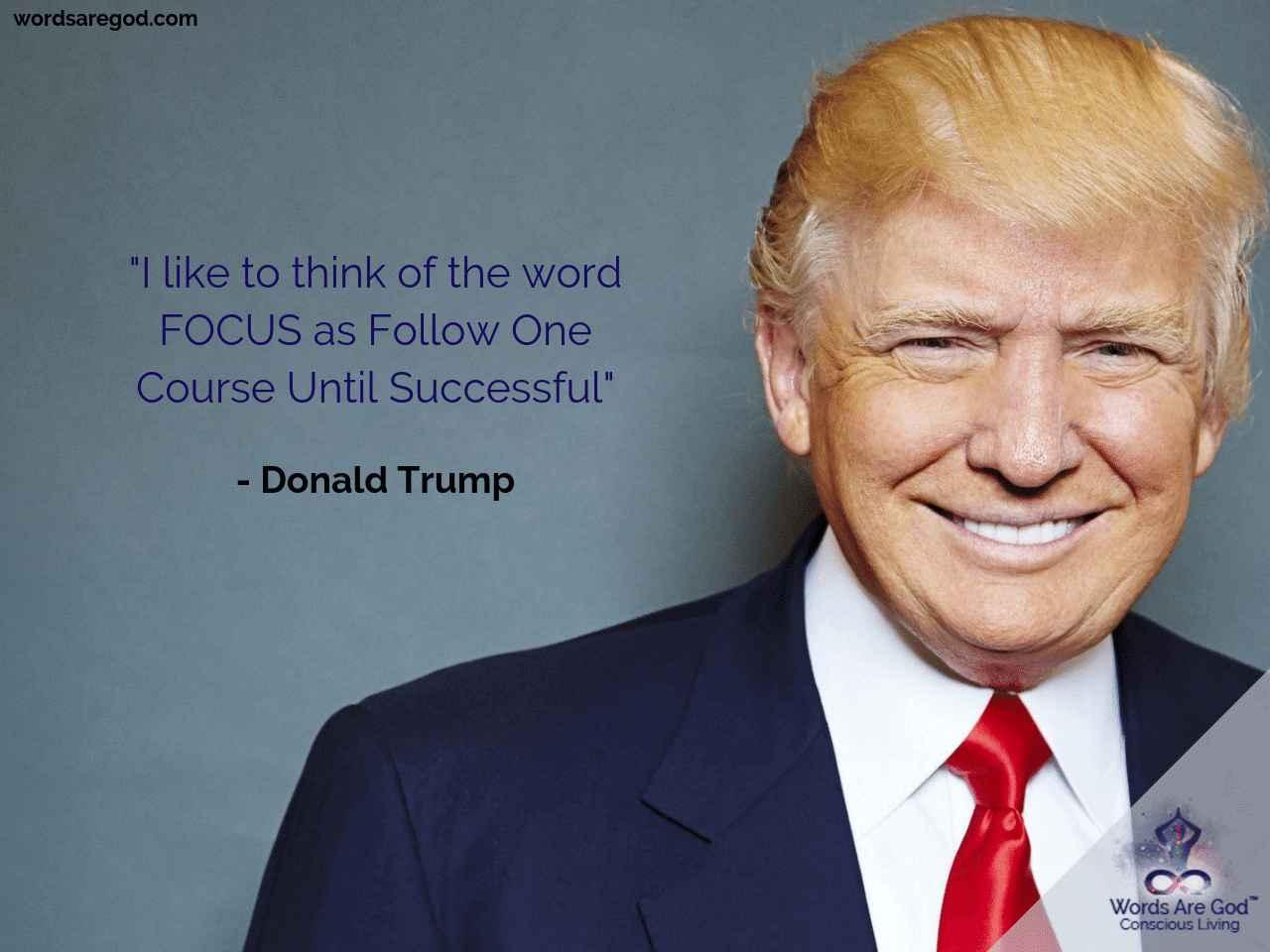 Donald Trump Best Quote